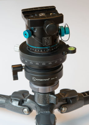 Nodal Ninja RD16-II & SunwayFoto Leveler