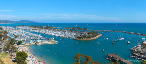 Dana Point Harbor High resolution photograph