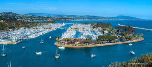 Dana Point Harbor high resolution photo