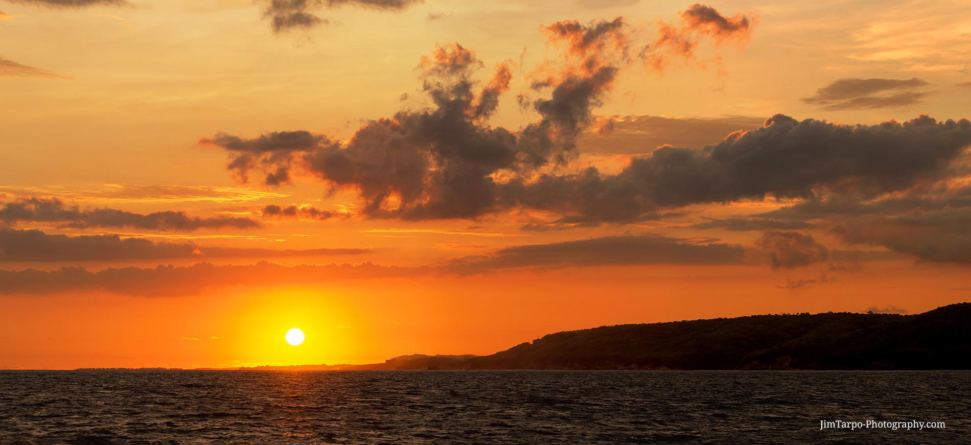 Punta De Mita Sunset 9644
